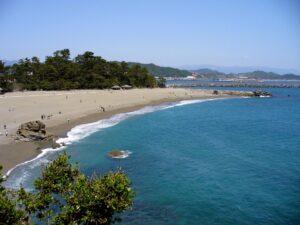 高知の観光スポット「桂浜」周辺を口コミで!