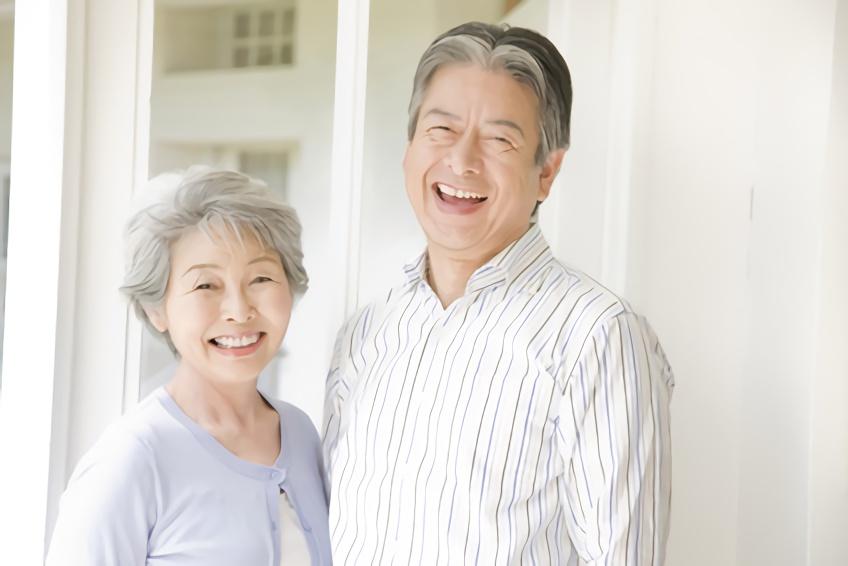 歳をとっても健康的に笑顔で生きるために!